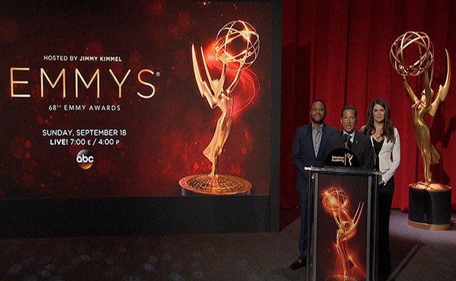 Un momento de la Ceremonia de los Emmys 2016 destacada