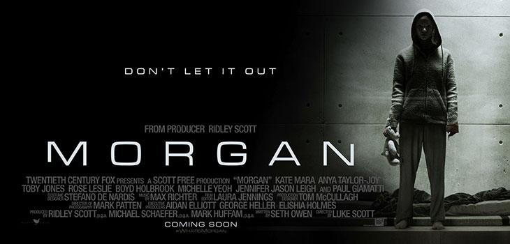 Una imagen de 'Morgan'