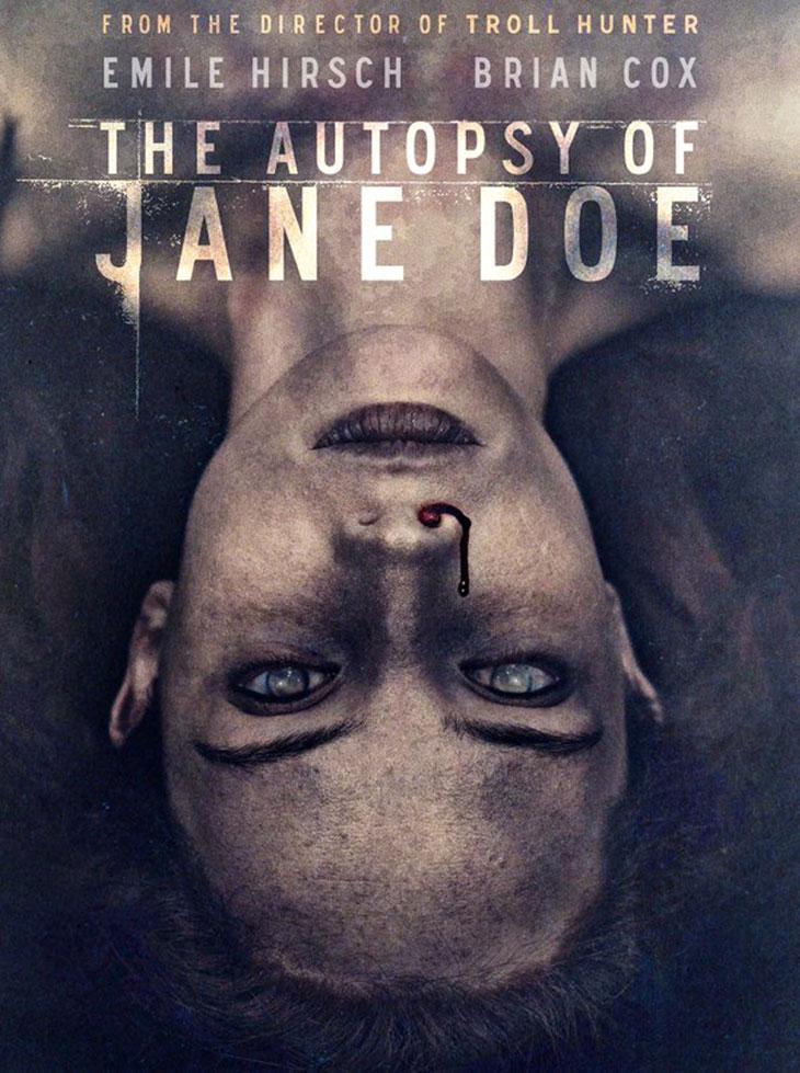 Póster de The Autopsy of Jane Doe