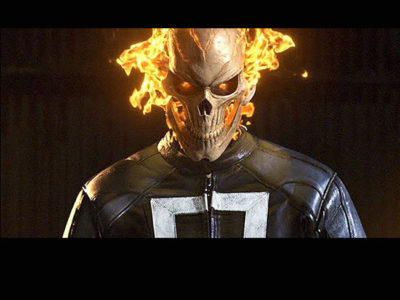 Agentes de Shield Ghost Rider destacada