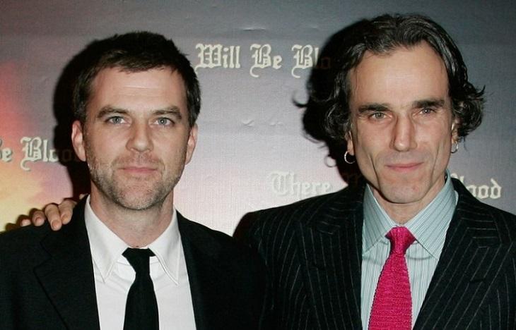 Paul Thomas Anderson y Daniel Day-Lewis