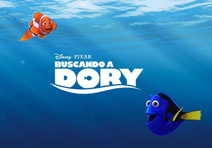 Disney•Pixar 'Buscando a Dory', en DVD y alta definición el próximo 2 de noviembre