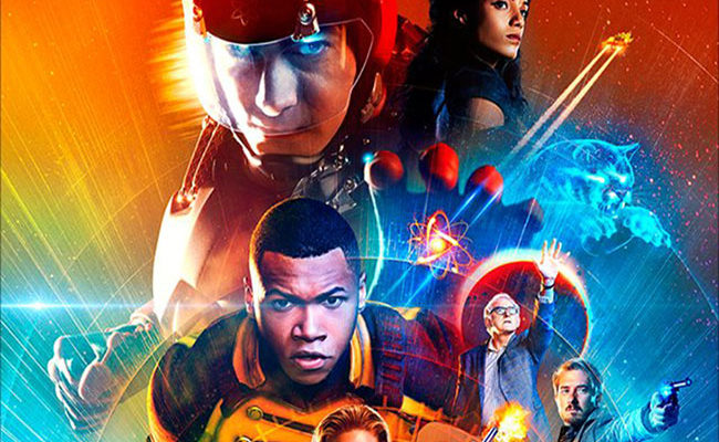 póster de la segunda temporada de 'Legends of tomorrow' destacada