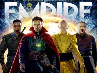 Portada de Empire de Doctor Strange destacada