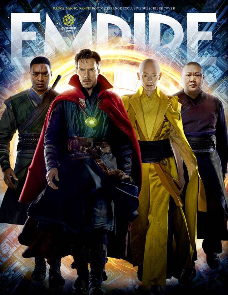 Portada de Empire de Doctor Strange