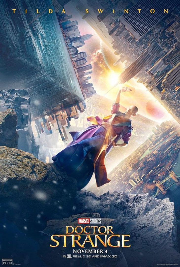 Nuevo póster de de 'Doctor Extraño'