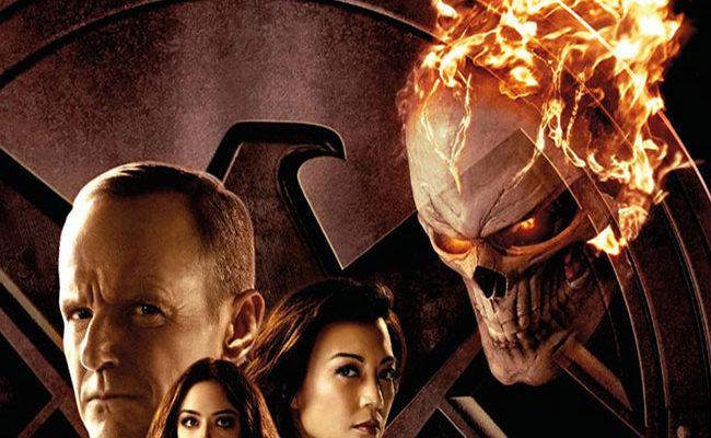 Ghost Rider protagoniza el nuevo póster de 'Agentes de S.H.I.E.L.D.' destacada
