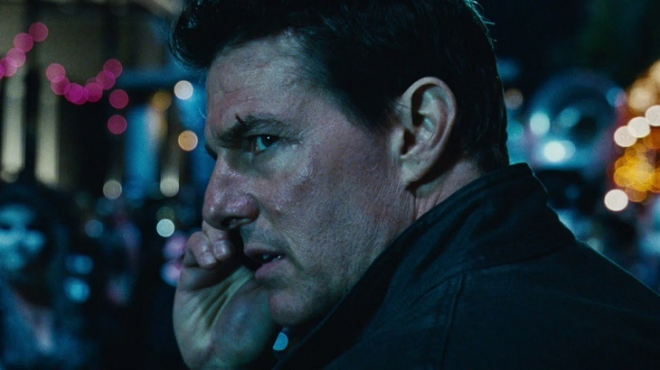 'Jack Reacher: Nunca vuelvas atrás'