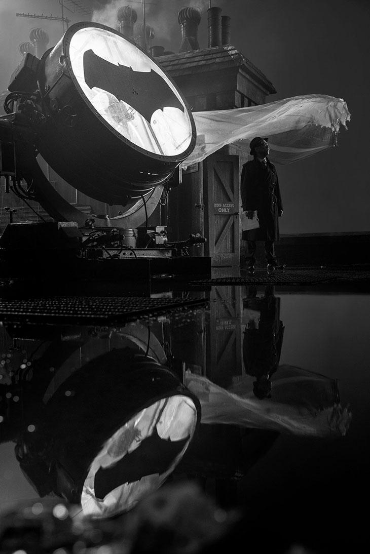 J.K. Simmons como James Gordon en Justice League
