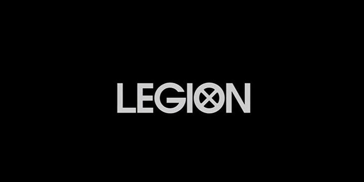 Logo de la serie Legion