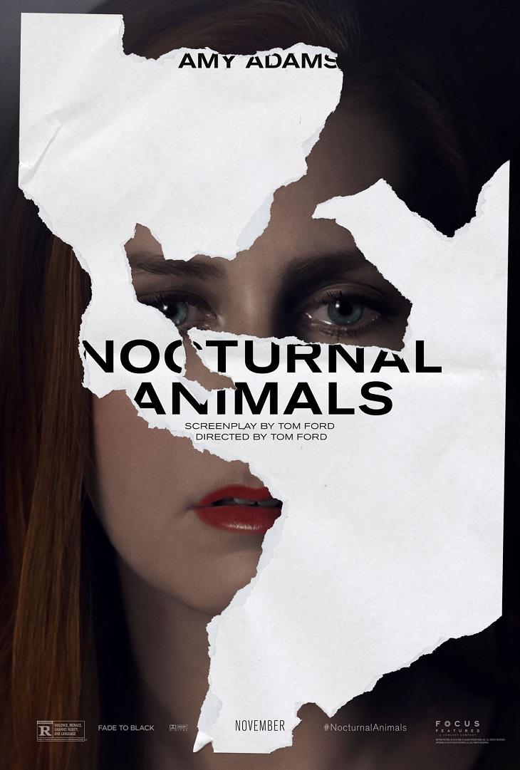 Póster de 'Nocturnal Animals' para Amy Adams