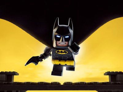 Póster de 'The LEGO Batman Movie' destacada