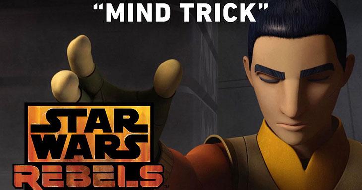 Una imagen de la tercera temporada de Star Wars Rebels