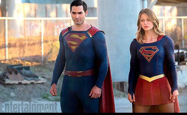 Nueva imagen de Tyler Hoechlin como Superman en 'Supergirl' destacada