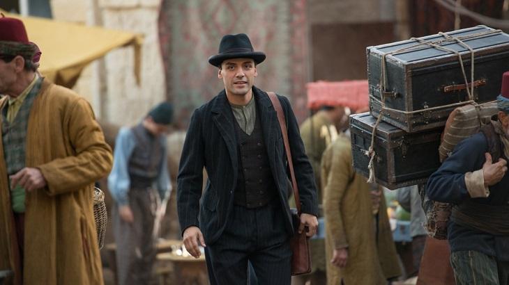 Oscar Isaac en 'The promise'