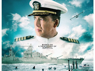 Póster de 'USS Indianapolis: Men of Courage' destacada