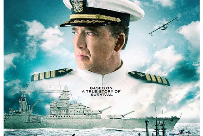 Póster de 'USS Indianapolis: Men of Courage' destacada