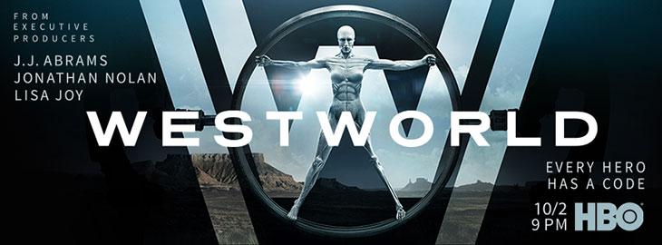 Imagen promocional de Westworld