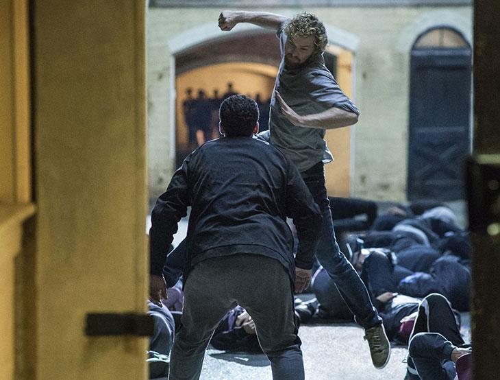 Primera imagen de Iron Fist