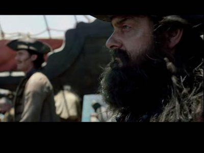 Imagen del tráiler de la cuarta temporada de Black Sails destacada