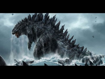 Godzilla 2 destacada