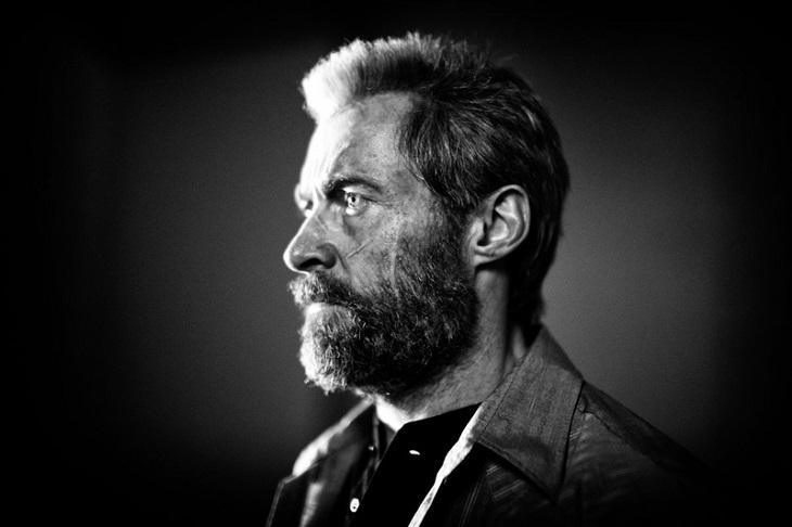 Hugh Jackman como 'Logan'