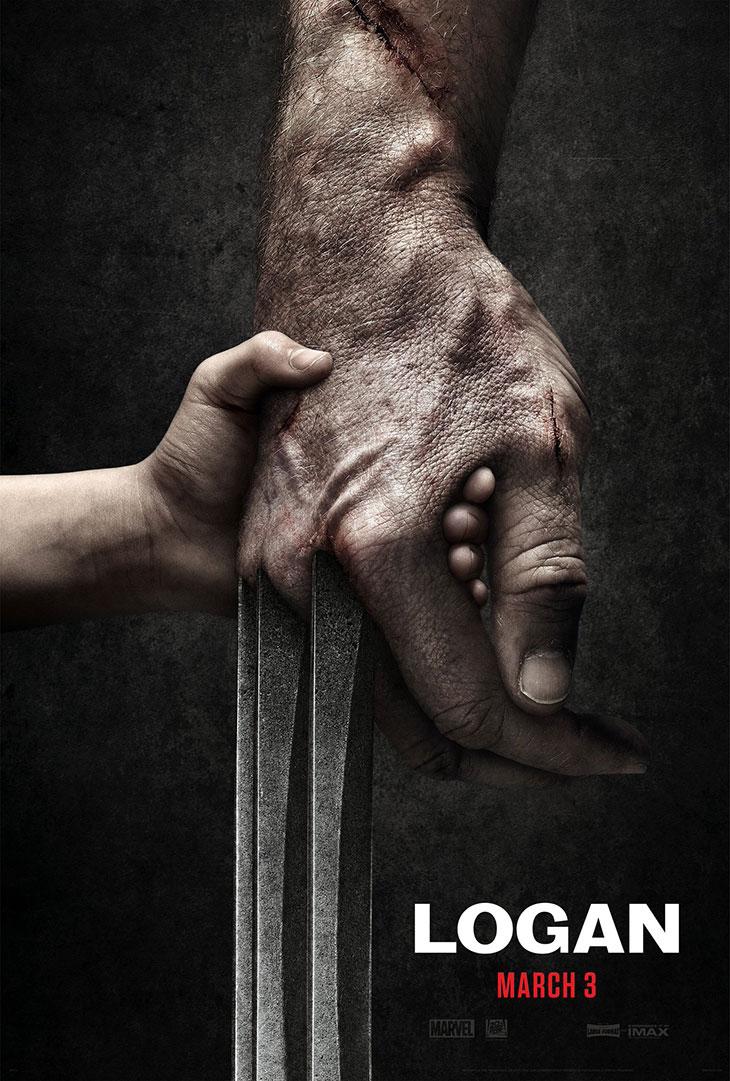 Primer póster de 'Logan'