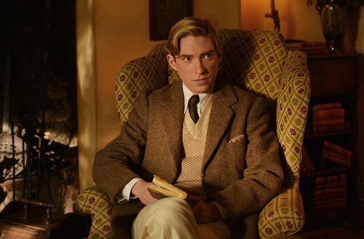 Dohmnal Gleeson será el escritor infantil A.A. Milne