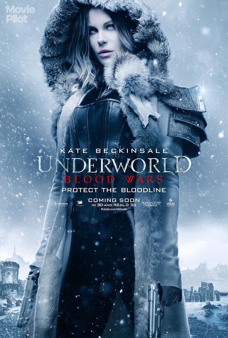 Póster de Underworld: Blood Wars
