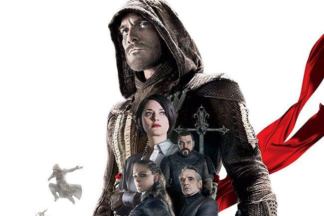 Nuevo póster internacional de 'Assasin`s Creed' destacada