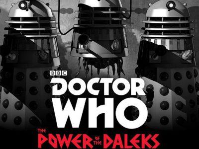 The Power of the Daleks destacada