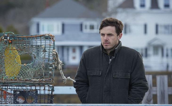 Casey Affleck en 'Manchester frente al mar'
