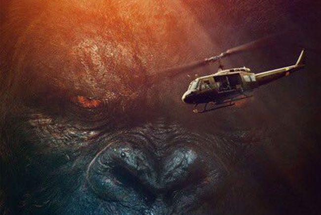 Nuevo póster de Kong: Skull Island destacada