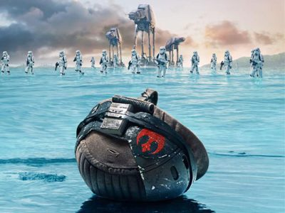 Nuevo póster de Rogue One: una historia de Star Wars destacada