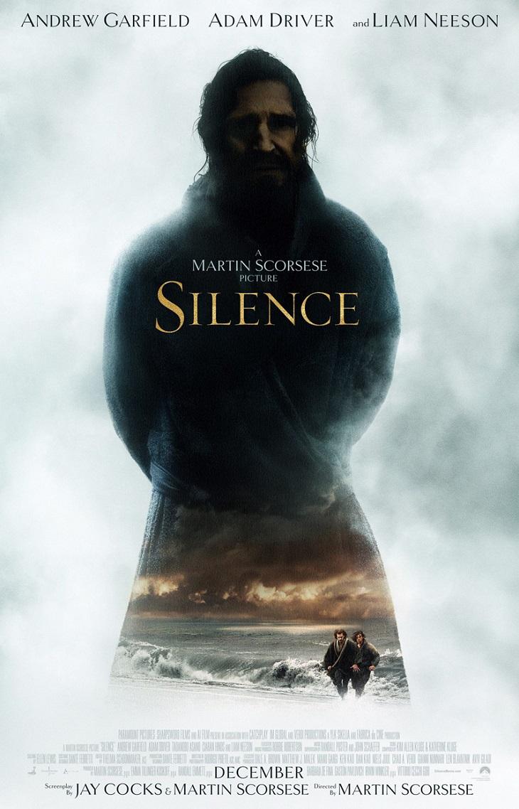 Póster de 'Silence'