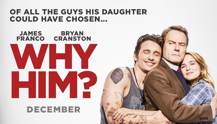 'Why him?'