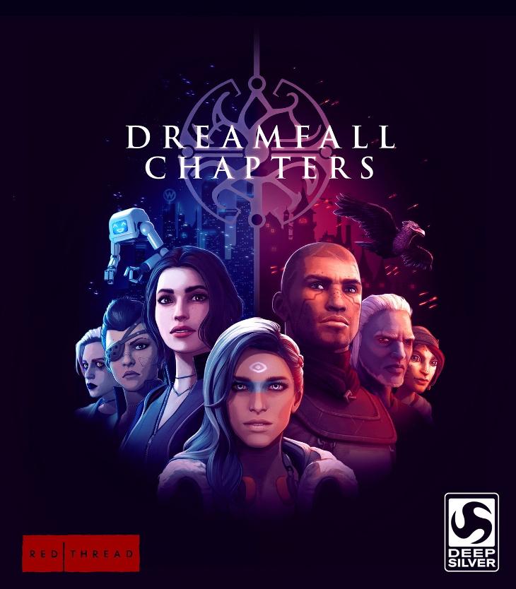 Anunciada la versión para PlayStation 4 y Xbox One de 'Dreamfall Chapters'