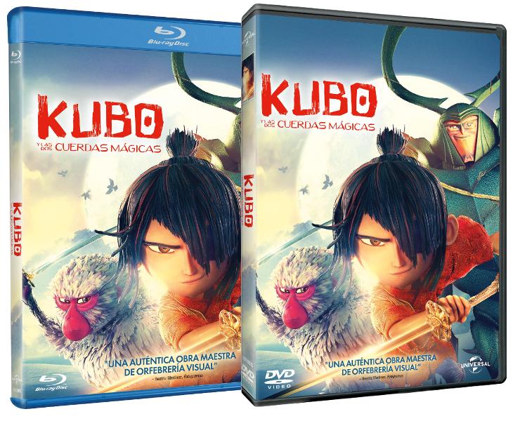 la navidad más fascinante: 'kubo y las dos cuerdas mágicas' ya en DVD y Blu-ray