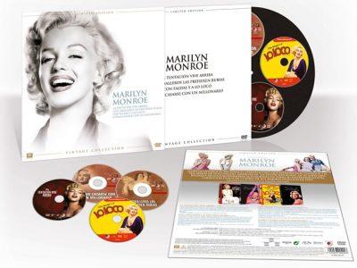 Marilyn Monroe, Cary Grant o Hitchcock vuelven como nunca antes los habías visto en 'Vintage Collection'