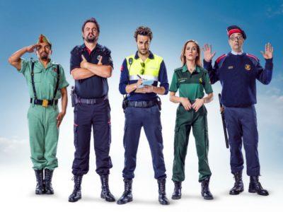 'Cuerpo de élite', disponible desde hoy en dvd y blu-ray. Bienvenidos al mejor peor equipo del mundo