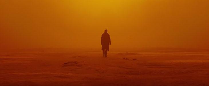 Una imagen de Blade Runner 2049
