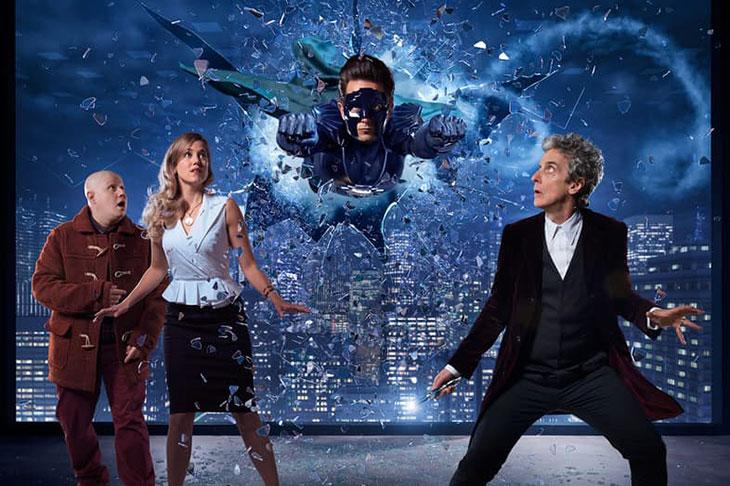 Especial de Navidad 2016 de Doctor Who