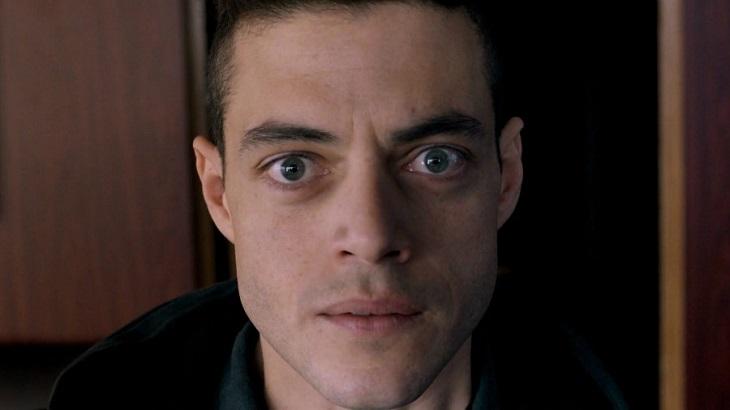 Rami Malek por 'Mr. Robot'