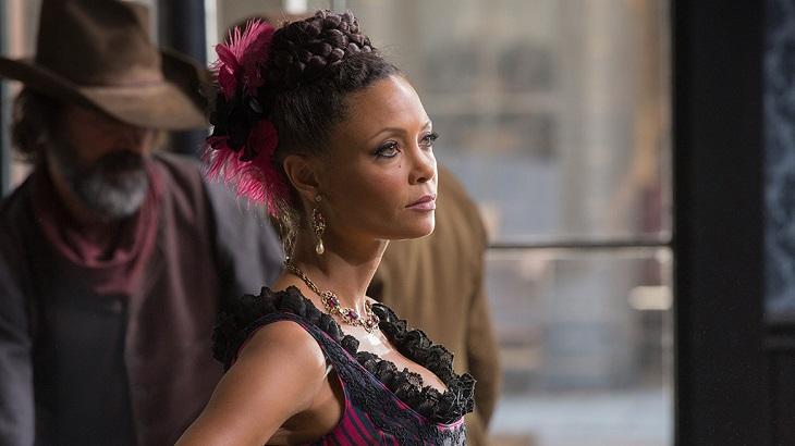 Thandie Newton en 'Westworld'