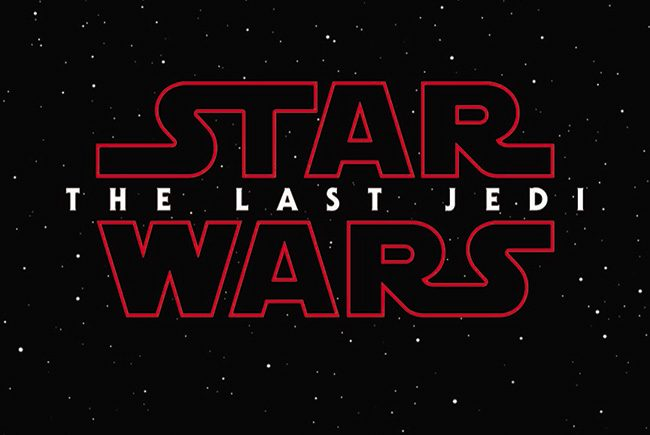 Teaser poster de Star Wars: The Last Jedi destacada