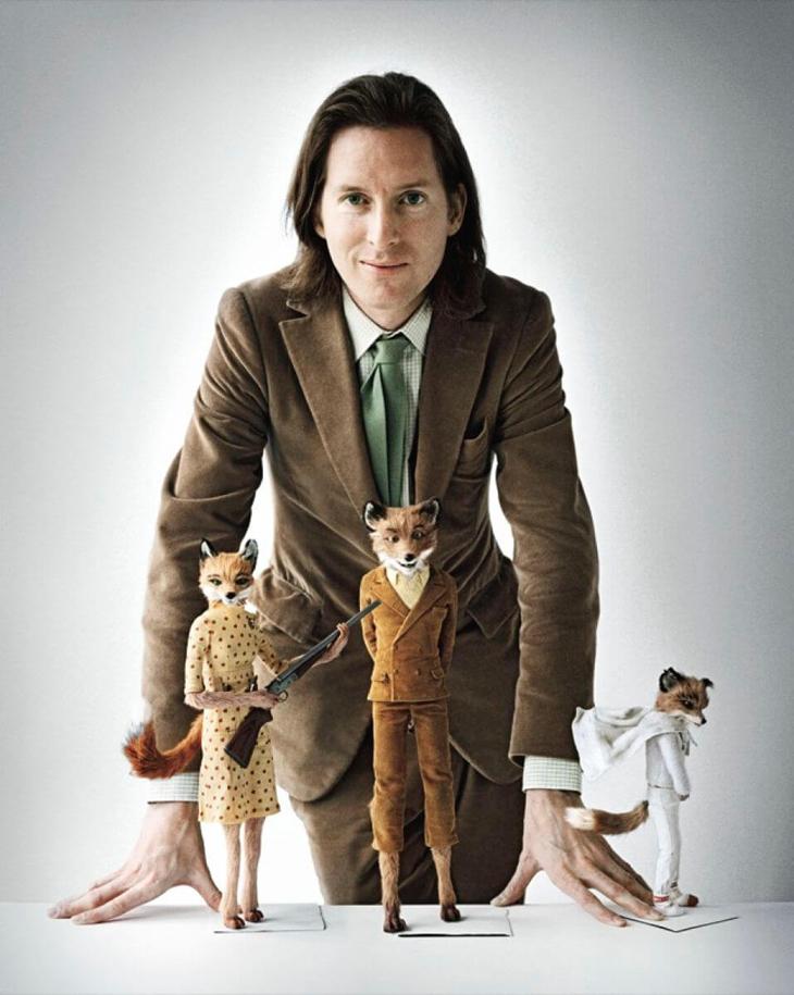Wes Anderson nos presenta su nuevo proyecto: 'Isle of dogs'