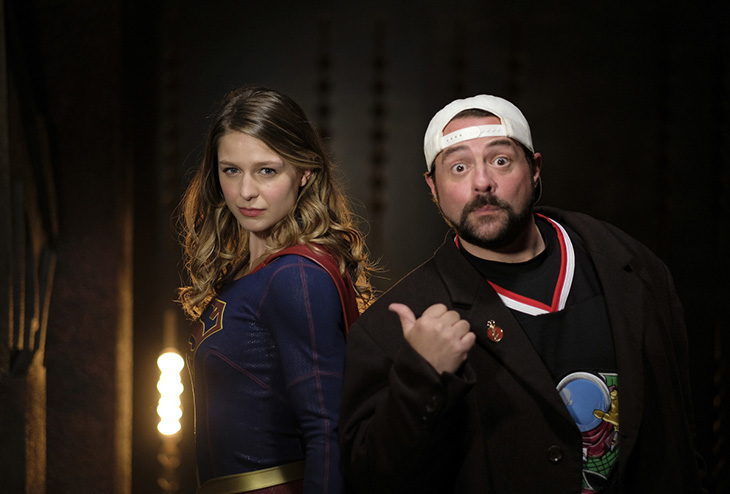 Una imagen de Supergirl Lives