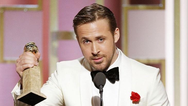 Ryan Gosling, mejor actor de comedia/musical