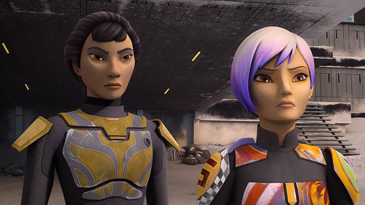 Nueva imagen de Star Wars Rebels