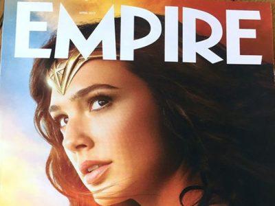 Wonder Woman Empire destacada